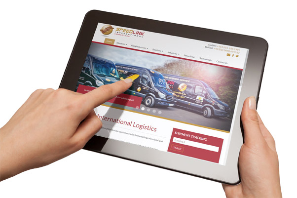 Speedlink Launch New Website