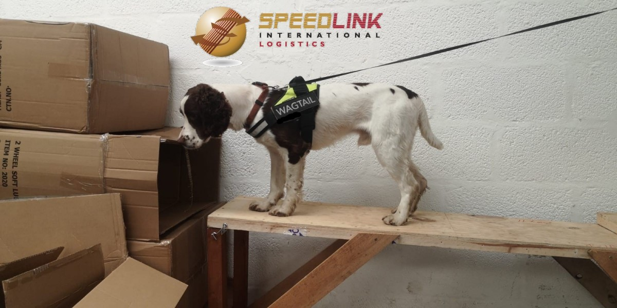Wagtail & Speedlink to provide detection dog services in Northern Ireland
